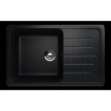 РАСПРОДАЖА: Кухонная мойка EcoStone ES-19 750 x 495 mm черный
