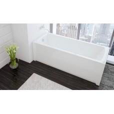 Акриловая ванна  AQUATEK  Либра NEW 170х70 (Ванна, каркас,  панель и слив-перелив)