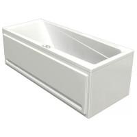 Акриловая ванна  AQUATEK Либра 150х70 (Ванна, каркас,  панель и слив-перелив)