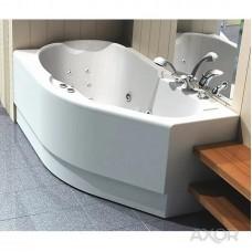 Акриловая ванна  AQUATEK Таурус  170х100 (Ванна, каркас,  панель и слив-перелив)