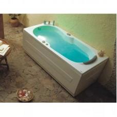 Акриловая ванна  AQUATEK Мартиника 180х90 (Ванна, каркас,  панель и слив-перелив)