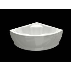 Акриловая ванна  AQUATEK Галатея 135х135( Ванна, каркас,  панель и слив-перелив )