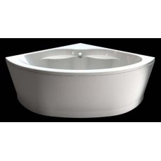 Акриловая ванна  AQUATEK Борей3 150х150( Ванна, каркас,  панель и слив-перелив )
