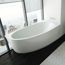 Акриловая ванна  AQUATEK Дива 170х90