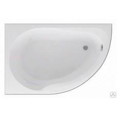 Акриловая ванна  AQUATEK Вирго  150х100 (Ванна, каркас,  панель и слив-перелив)