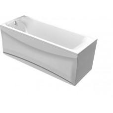 Акриловая ванна  AQUATEK Альфа 150х70( Ванна, каркас,  панель и слив-перелив )