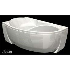 Акриловая ванна  AQUATEK Бетта 150х95 (Ванна, каркас,  панель и слив-перелив)
