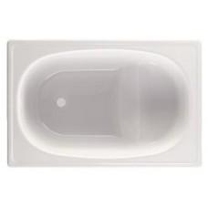 Стальная ванна  BLB Europa 105*70 сидячая
