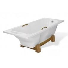 Ванна из литьевого мрамора/ камня ESTET Камелия