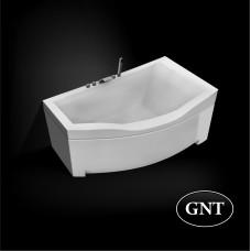 Акриловая ванна GNT ETERNITY 170 x 105