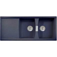 Кухонная мойка из гранита REGINOX Vienna 30 Titanium 3,5x2