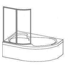 Шторка для ванны RAVAK Supernova