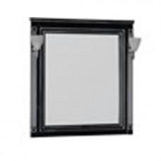 Зеркало Aquanet Паола 90 черное