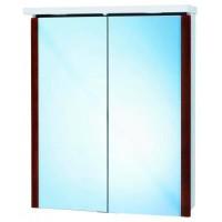Зеркальный шкаф Dreja Lafutura 85 венге