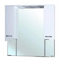 Зеркало Bellezza Дрея 105 белое
