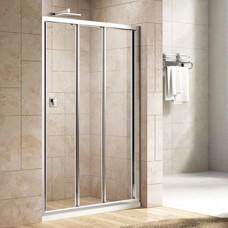 Душевая дверь Cezares Family B-BF-3-170-C-Cr прозрачное стекло, профиль хром