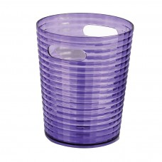 Мусорное ведро Fixsen Glady FX-09-79 6,6 л фиолетовое