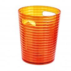 Мусорное ведро Fixsen Glady FX-09-67 6,6 л оранжевое