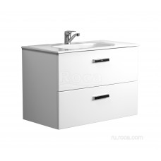 ZRU9000032 Victoria Nord шкаф под раковину 80 см, белый