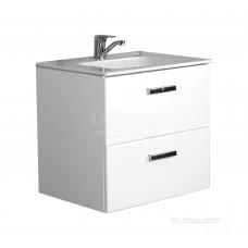 ZRU9000028 шкаф под раковину 60 см, белый