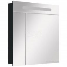 Зеркальный шкаф Roca Victoria Nord Black Edition 80 ZRU9000100