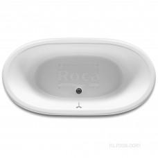 NEWCAST ванна 1700x850 черная снаружи