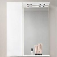 Зеркало BelBagno Marino SPC-600/750-1A-BL-P-L Bianco Lucido