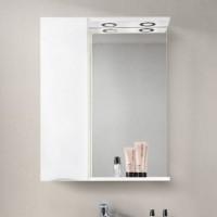 Зеркало BelBagno Marino SPC-700/750-1A-BL-P-L Bianco Lucido