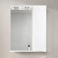 Зеркало BelBagno Marino SPC-700/750-1A-BL-P-R Bianco Lucido