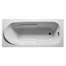 Акриловая ванна Riho Columbia 140х70 без гидромассажа