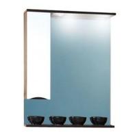 Зеркало Бриклаер Токио 60 левое венге