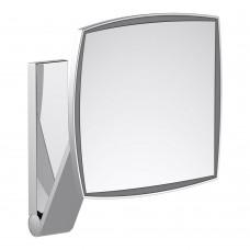 Косметическое зеркало Keuco iLook_move 17613 019003 с подсветкой хром