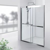 Душевая дверь Aquanet Delta NPD6122 150, прозрачное стекло