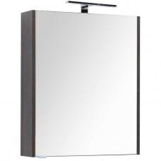 Зеркальный шкаф Aquanet Остин 65 дуб кантербери