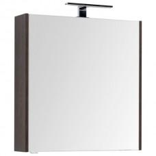 Зеркальный шкаф Aquanet Остин 75 дуб кантербери