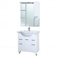 Мебель для ванной Bellezza Дрея 75 белый