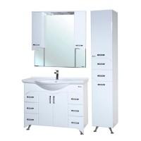 Мебель для ванной Bellezza Дрея 95 белый