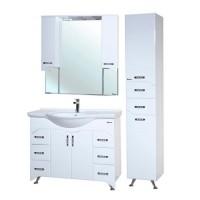 Мебель для ванной Bellezza Дрея 105 белый
