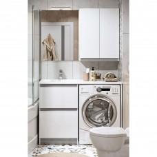 Мебель для ванной Alavann Soft 100 столешница МДФ белый