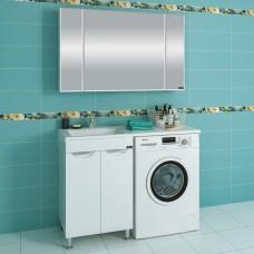Мебель для ванной СанТа Лидер 48 напольная, 2 двери