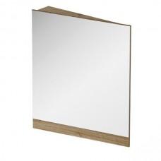 Зеркало Ravak 10° 55 L темный орех