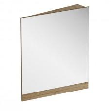 Зеркало Ravak 10° 55 R темный орех