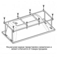 Металлический каркас для ванны Jacob Delafon Odeon Up SF491RU-NF