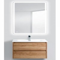 Мебель для ванной BelBagno Kraft 1000-2C-SO-RNN Rovere Nebrasca Nature
