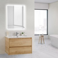 Мебель для ванной BelBagno Kraft 39-700/390-2C-SO-RNN Rovere Nebrasca Nature