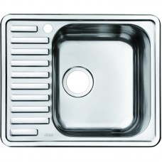 Кухонная мойка Iddis Strit S STR58PRi77 полированная