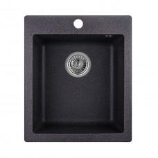 Кухонная мойка Granula GR-4201 415х490 графит