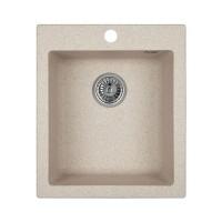 Кухонная мойка Granula GR-4201 415х490 классик