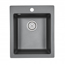 Кухонная мойка Granula GR-4201 415х490 шварц