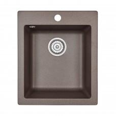 Кухонная мойка Granula GR-4201 415х490 эспрессо